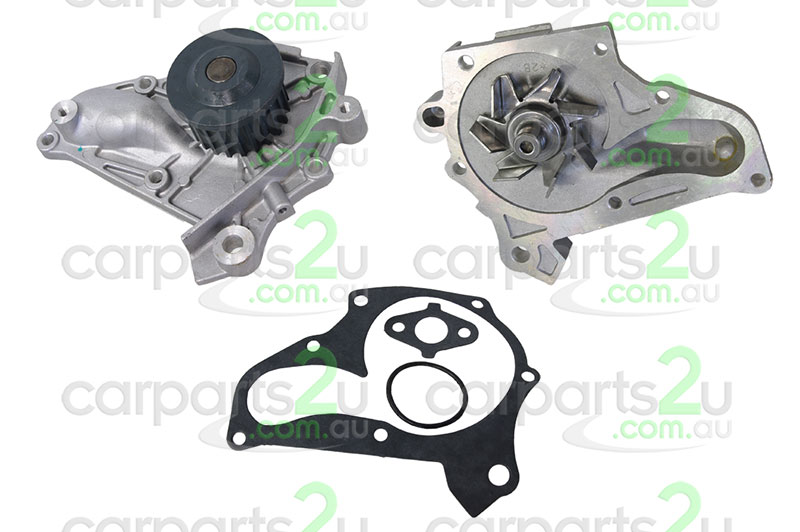 To suit TOYOTA CAMRY MAZDA 3 BK  WATER PUMP - New quality car parts & auto spares online Australia wide with the convenience of shopping from your own home. Carparts 2U Penrith Sydney
