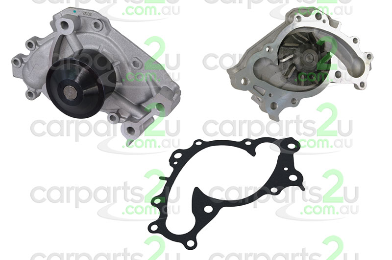 To suit TOYOTA CAMRY SDV10  WATER PUMP - New quality car parts & auto spares online Australia wide with the convenience of shopping from your own home. Carparts 2U Penrith Sydney