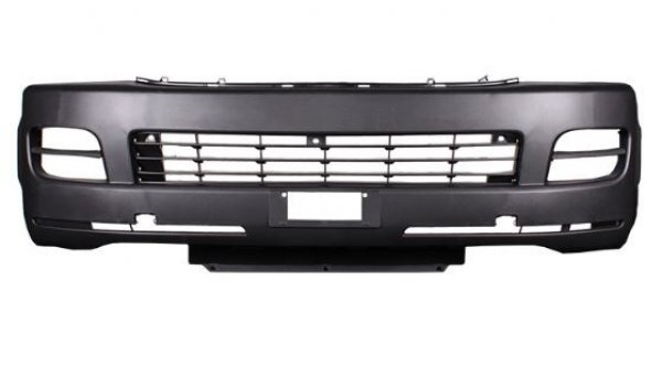 To suit TOYOTA HIACE HIACE VAN  FRONT BUMPER - New quality car parts & auto spares online Australia wide with the convenience of shopping from your own home. Carparts 2U Penrith Sydney