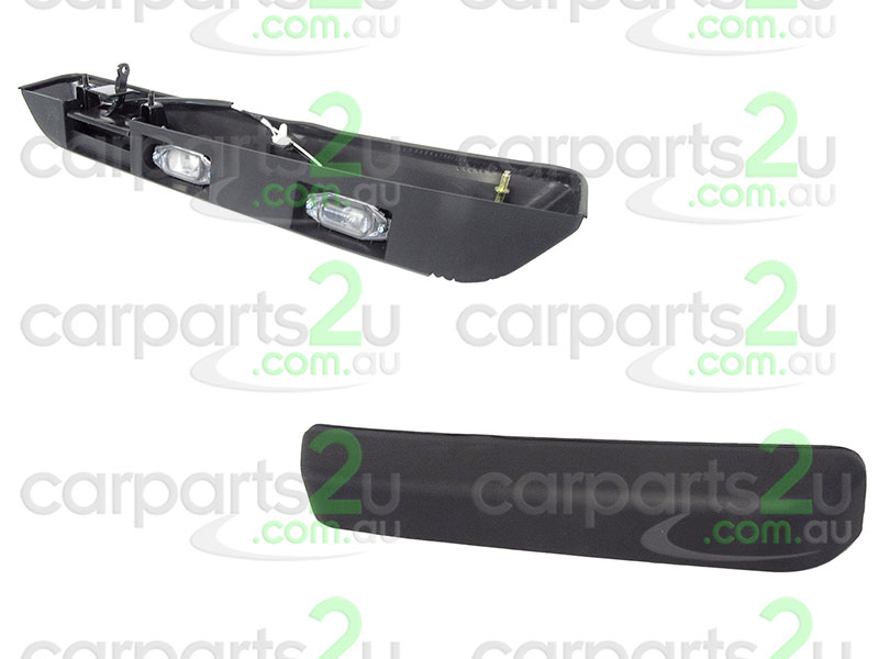 To suit TOYOTA LANDCRUISER 80 SERIES  TAIL GATE HANDLE - New quality car parts & auto spares online Australia wide with the convenience of shopping from your own home. Carparts 2U Penrith Sydney