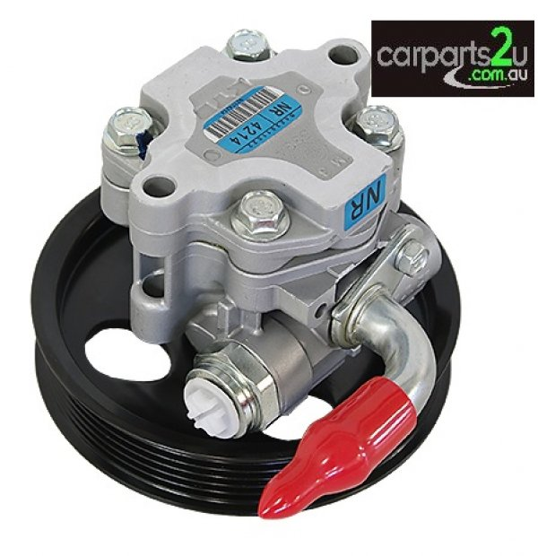 POWER STEERING PUMP  BRAND NEW POWER STEERING PUMP AND PULLEY TO SUIT HOLDEN COMMODORE VE SERIES V61 & 2 (08/2006-05/2013)  - Open 24hrs 365 days a year - our commitment is to provide new quality spare car parts nationally with the convenience of our online auto parts shopping store in the privacy of your own home.