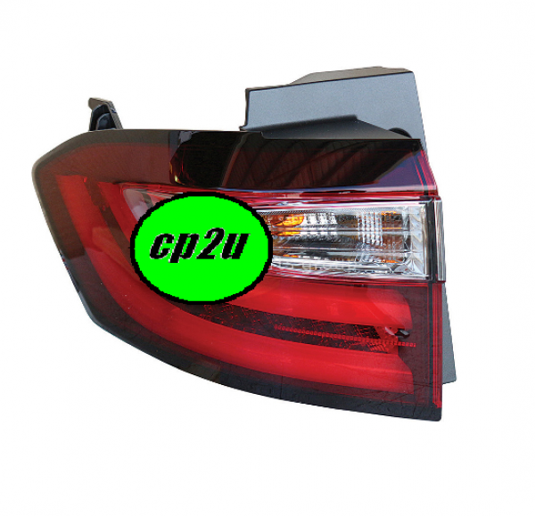 To suit HONDA ODYSSEY  ES SEDAN  TAIL LIGHT - New quality car parts & auto spares online Australia wide with the convenience of shopping from your own home. Carparts 2U Penrith Sydney