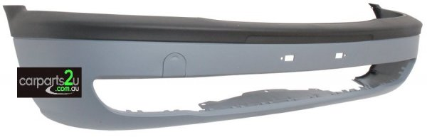 TO SUIT HOLDEN ZAFIRA ZAFIRA TT WAGON  FRONT BUMPER  NA - BRAND NEW FRONT BUMPER TO SUIT HOLDEN ZAFIRA (06/2001-06/2005)