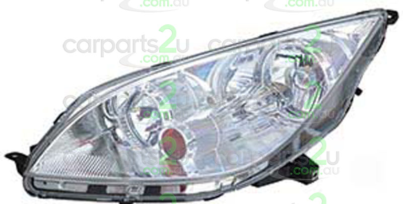To suit MITSUBISHI COLT COLT RG  HEAD LIGHT - New quality car parts & auto spares online Australia wide with the convenience of shopping from your own home. Carparts 2U Penrith Sydney