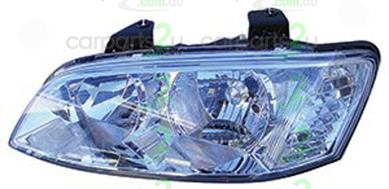 HEAD LIGHT LEFT BRAND NEW LEFT HAND SIDE CHROME TYPE HEAD LIGHT FOR HOLDEN COMMODORE VE SERIES 2 ONLY (NO PROJECTOR TYPE)