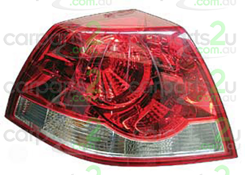 TAIL LIGHT LEFT BRAND NEW LEFT HAND SIDE TAIL LIGHT TO SUIT HOLDEN COMMODORE VE SERIES 1/2 SEDAN MODELS ONLY BETWEEN 8/2006-5/2013