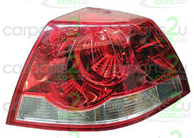TAIL LIGHT RIGHT BRAND NEW RIGHT HAND SIDE TAIL LIGHT TO SUIT HOLDEN COMMODORE VE SERIES 1/2 SEDAN MODELS ONLY BETWEEN 8/2006-5/2013