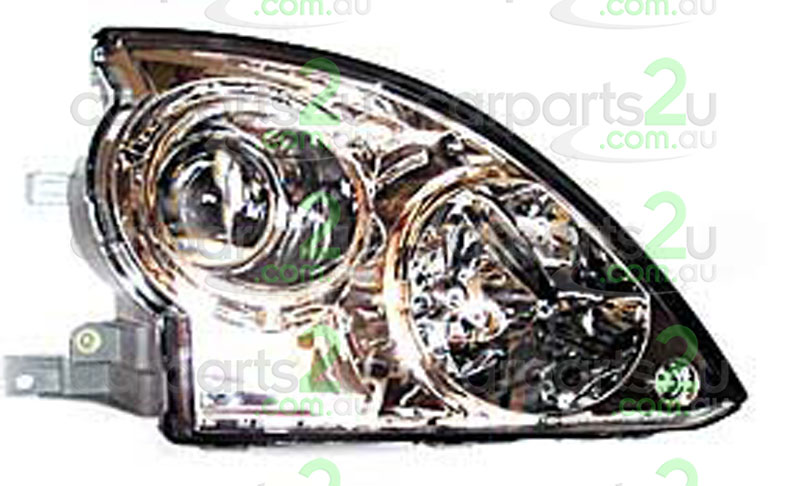 HEAD LIGHT RIGHT BRAND NEW RIGHT HAND SIDE HEAD LIGHT GREY BASE TO SUIT HYUNDAI TERRACAN WAGON (07/2001-05/2004)  GENUINE HYUNDAI PART  - Open 24hrs 365 days a year - our commitment is to provide new quality spare car parts nationally with the convenience of our online auto parts shopping store in the privacy of your own home.