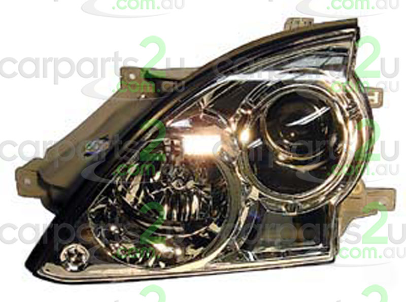 HEAD LIGHT LEFT BRAND NEW LEFT HAND SIDE HEAD LIGHT TO SUIT HYUNDAI TERRACAN WAGON (05/2004-10/2006)  GENUINE HYUNDAI PART  - Open 24hrs 365 days a year - our commitment is to provide new quality spare car parts nationally with the convenience of our online auto parts shopping store in the privacy of your own home.