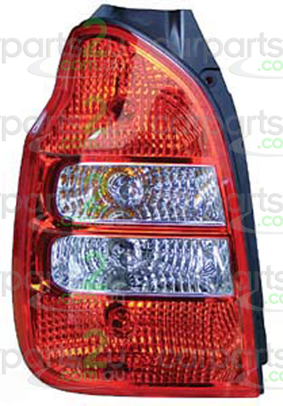 TAIL LIGHT LEFT BRAND NEW GENUINE HYUNDAILEFT HAND SIDE TAIL LIGHT TO SUIT HYUNDAI TERRACANHP WAGON MODELS BETWEEN 5/04-10/06 ONLY  - Open 24hrs 365 days a year - our commitment is to provide new quality spare car parts nationally with the convenience of our online auto parts shopping store in the privacy of your own home.