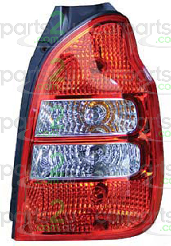 TAIL LIGHT RIGHT BRAND NEW GENUINE HYUNDAI RIGHT HAND SIDE TAIL LIGHT TO SUIT HYUNDAI TERRACANHP WAGON MODELS BETWEEN 5/04-10/06 ONLY  - Open 24hrs 365 days a year - our commitment is to provide new quality spare car parts nationally with the convenience of our online auto parts shopping store in the privacy of your own home.