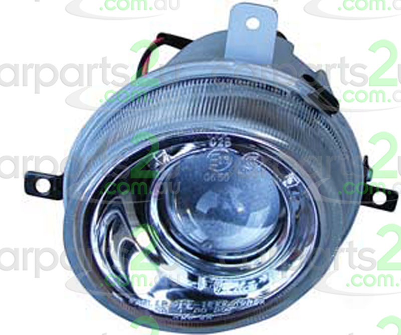 FOG LIGHT LEFT BRAND NEW LEFT HAND SIDE FOG LIGHT TO SUIT HYUNDAI TERRACAN WAGON HP (07/2001-05/2004)  GENUINE HYUNDAI PART  - Open 24hrs 365 days a year - our commitment is to provide new quality spare car parts nationally with the convenience of our online auto parts shopping store in the privacy of your own home.