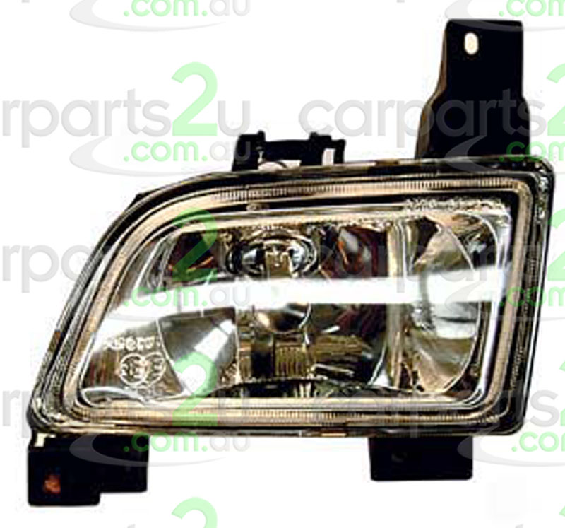 TO SUIT MAZDA 323 BJ PROTEGE / ASTINA  FOG LIGHT  LEFT - BRAND NEW LEFT HAND SIDE FOG LIGHT TO SUIT MAZDA 323 BJ (08/1998-10/2000)