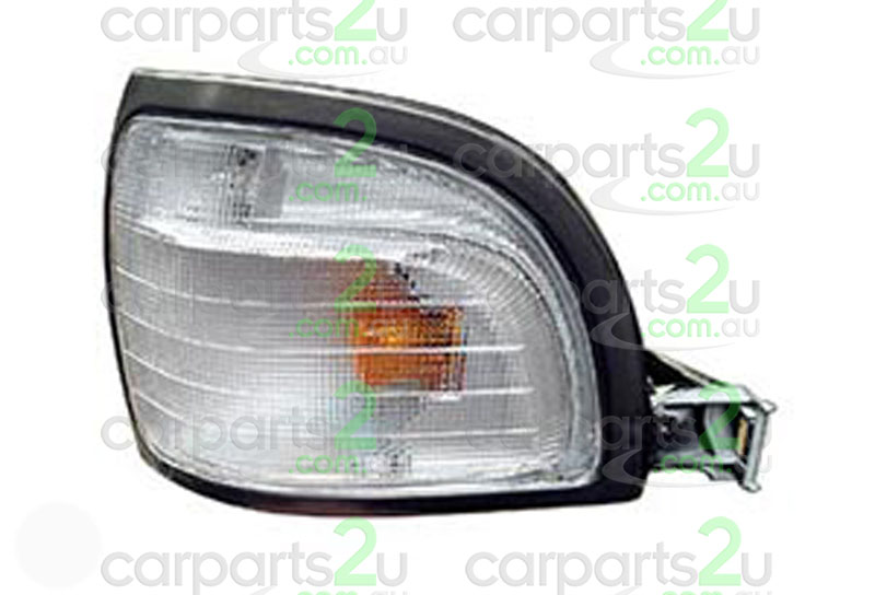 To suit TOYOTA TOWNACE TOWNACE VAN  FRONT CORNER LIGHT - New quality car parts & auto spares online Australia wide with the convenience of shopping from your own home. Carparts 2U Penrith Sydney