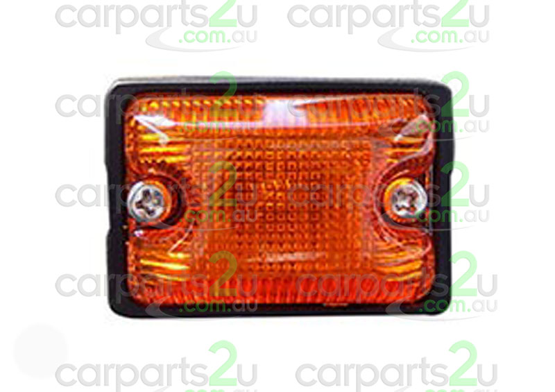To suit TOYOTA HILUX RANGER UTE PK  GUARD SIDE INDICATOR - New quality car parts & auto spares online Australia wide with the convenience of shopping from your own home. Carparts 2U Penrith Sydney