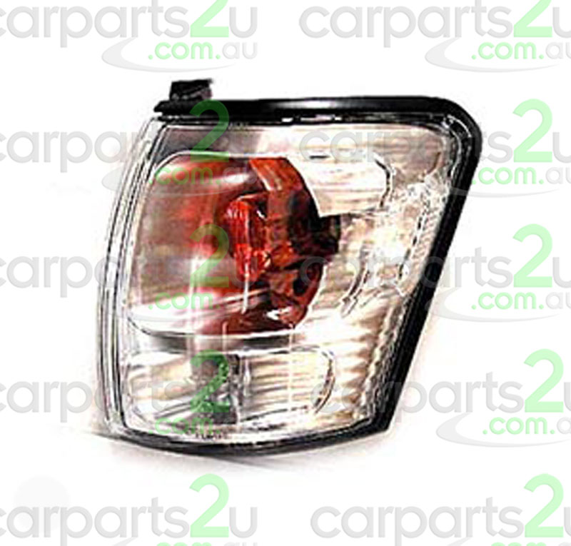 TO SUIT TOYOTA HILUX HILUX UTE 4WD  FRONT CORNER LIGHT  LEFT - BRAND NEW LEFT HAND SIDE FRONT CORNER LIGHT TO SUIT TOYOTA HILUX JAPAN BUILD 2WD/4WD MODELS BETWEEN 9/2001-2/2005