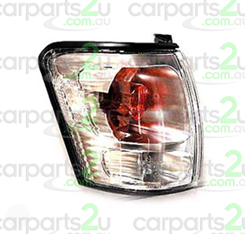 TO SUIT TOYOTA HILUX HILUX UTE 4WD  FRONT CORNER LIGHT  RIGHT - BRAND NEW RIGHTHAND SIDE FRONT CORNER LIGHT TO SUIT TOYOTA HILUX JAPAN BUILD2WD/4WD MODELS BETWEEN 9/2001-2/2005  - New quality car parts & auto spares online Australia wide with the convenience of shopping from your own home. Carparts 2U Penrith Sydney