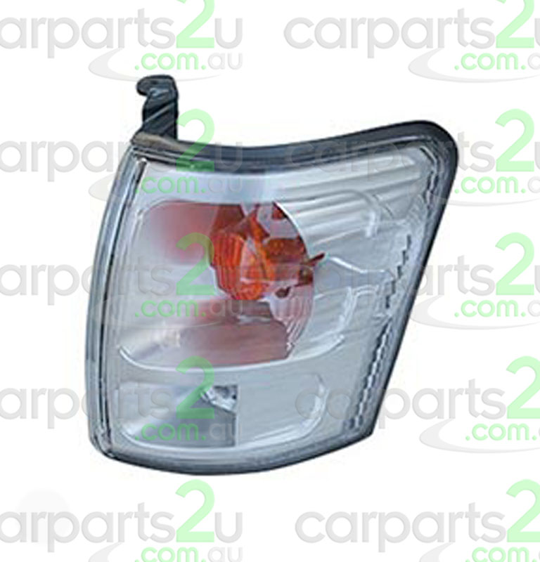 TO SUIT TOYOTA HILUX  HILUX UTE 4WD  FRONT CORNER LIGHT  LEFT - BRAND NEW LEFT HAND SIDE FRONT CORNER LIGHT TO SUIT TOYOTA HILUX 2WD/4WD THAILAND BUILT MODELS (09/2001-02/2005)