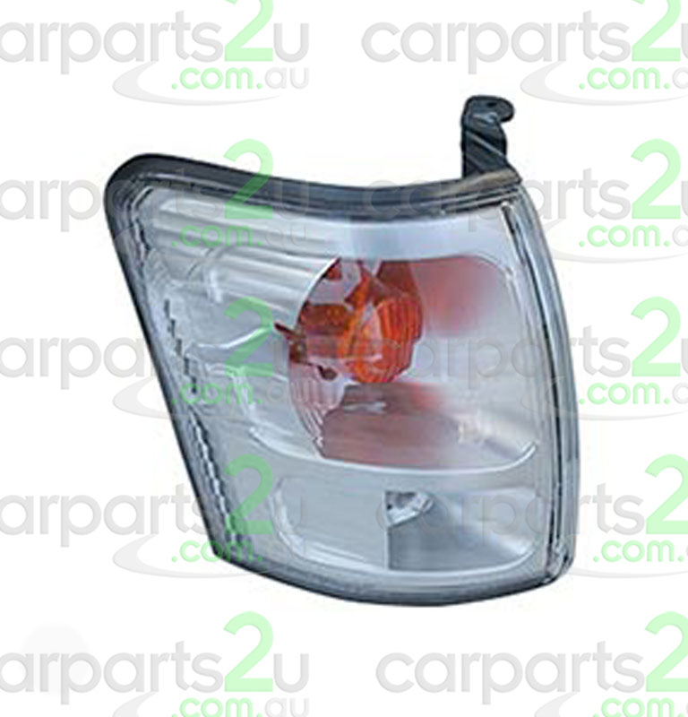 TO SUIT TOYOTA HILUX HILUX UTE 4WD  FRONT CORNER LIGHT  RIGHT - BRAND NEW RIGHT HAND SIDE FRONT CORNER LIGHT TO SUIT TOYOTA HILUX 2WD/4WD THAILAND BUILT MODELS (09/2001-02/2005)  GENUINE TOYOTA PART  - New quality car parts & auto spares online Australia wide with the convenience of shopping from your own home. Carparts 2U Penrith Sydney
