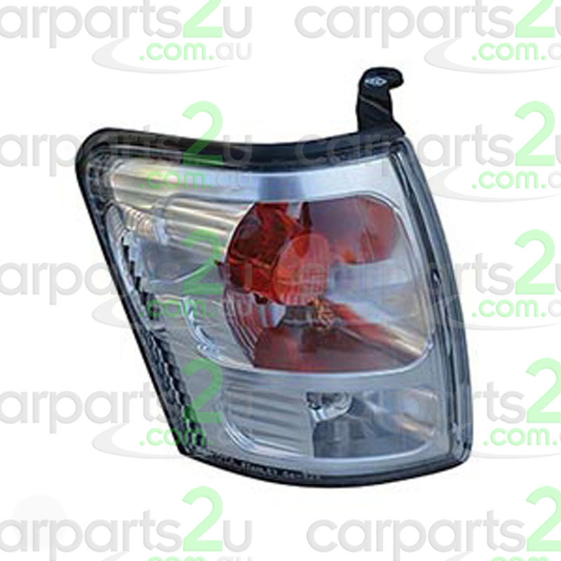 TO SUIT TOYOTA HILUX HILUX UTE 4WD  FRONT CORNER LIGHT  RIGHT - BRAND NEW RIGHT HAND SIDE FRONT CORNER LIGHT TO SUIT TOYOTA HILUX 2WD/4WD SR5 THAILAND BUILT MODELS (09/2001-02/2005)  GENUINE TOYOTA PART  - New quality car parts & auto spares online Australia wide with the convenience of shopping from your own home. Carparts 2U Penrith Sydney