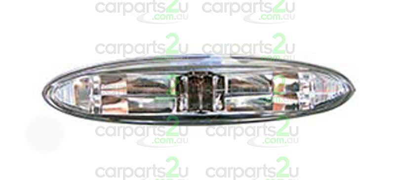 To suit TOYOTA CAMRY ACV36 / MCV36  GUARD SIDE INDICATOR - New quality car parts & auto spares online Australia wide with the convenience of shopping from your own home. Carparts 2U Penrith Sydney