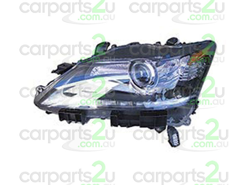 To suit LEXUS GS250 / GS350 / GS450H LX570  HEAD LIGHT - New quality car parts & auto spares online Australia wide with the convenience of shopping from your own home. Carparts 2U Penrith Sydney