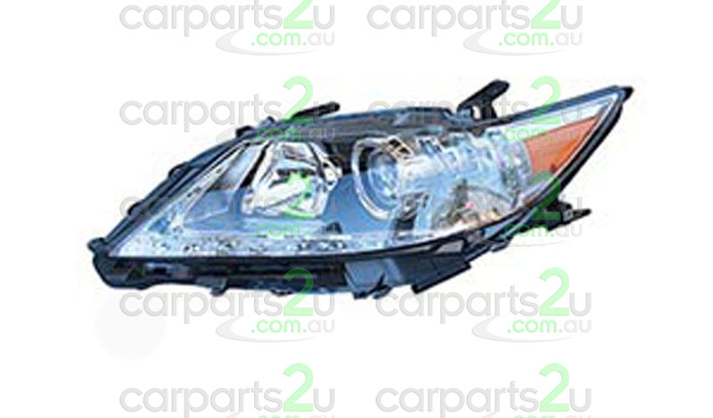 To suit LEXUS ES300 / ES300H / ES350  GS250 / GS350 / GS450H  HEAD LIGHT - New quality car parts & auto spares online Australia wide with the convenience of shopping from your own home. Carparts 2U Penrith Sydney