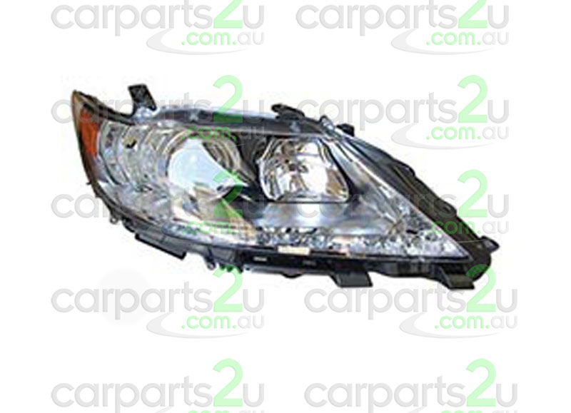 To suit LEXUS ES300 / ES300H / ES350 ES350 GSV60  HEAD LIGHT - New quality car parts & auto spares online Australia wide with the convenience of shopping from your own home. Carparts 2U Penrith Sydney