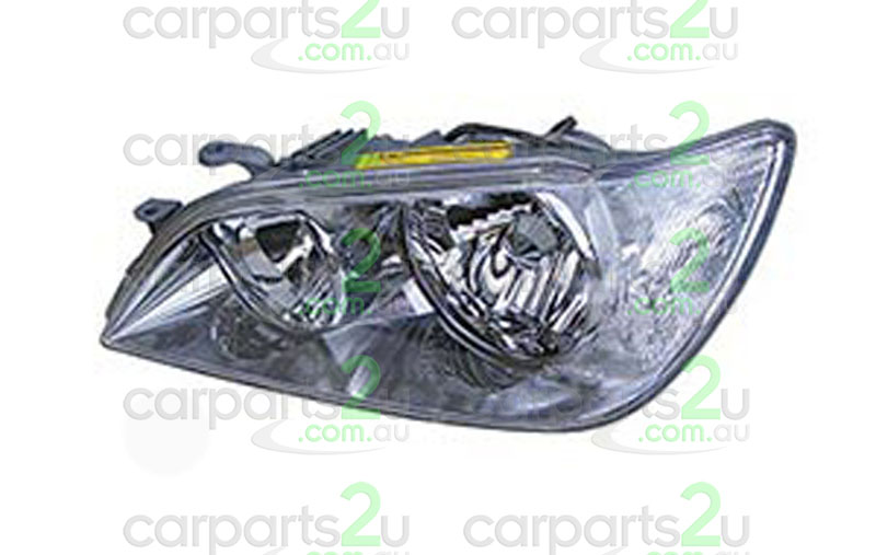 To suit LEXUS IS IS200 / IS300  HEAD LIGHT - New quality car parts & auto spares online Australia wide with the convenience of shopping from your own home. Carparts 2U Penrith Sydney