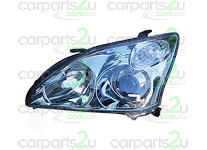 To suit LEXUS RX IS200 / IS300  HEAD LIGHT - New quality car parts & auto spares online Australia wide with the convenience of shopping from your own home. Carparts 2U Penrith Sydney