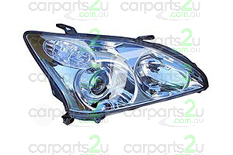 To suit LEXUS RX RX330 MCU38  HEAD LIGHT - New quality car parts & auto spares online Australia wide with the convenience of shopping from your own home. Carparts 2U Penrith Sydney