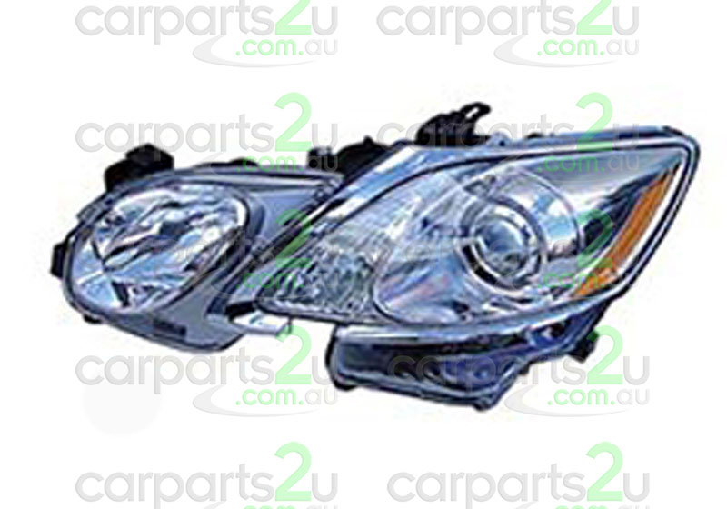 To suit LEXUS GS300 / GS430 / GS460  RX330 MCU38  HEAD LIGHT - New quality car parts & auto spares online Australia wide with the convenience of shopping from your own home. Carparts 2U Penrith Sydney