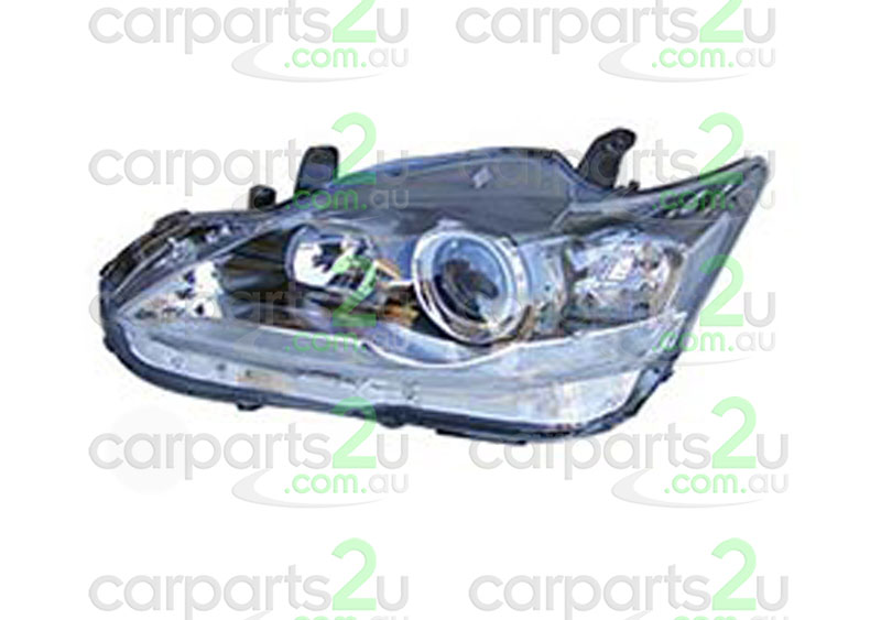 To suit LEXUS IS GS300 / GS430  HEAD LIGHT - New quality car parts & auto spares online Australia wide with the convenience of shopping from your own home. Carparts 2U Penrith Sydney