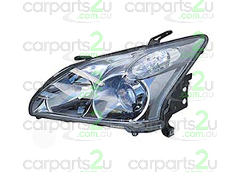 To suit LEXUS RX IS250  HEAD LIGHT - New quality car parts & auto spares online Australia wide with the convenience of shopping from your own home. Carparts 2U Penrith Sydney