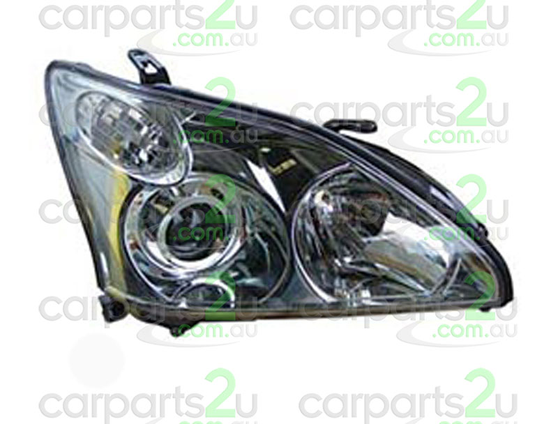 To suit LEXUS RX RX400H MXU38 HYBRID  HEAD LIGHT - New quality car parts & auto spares online Australia wide with the convenience of shopping from your own home. Carparts 2U Penrith Sydney
