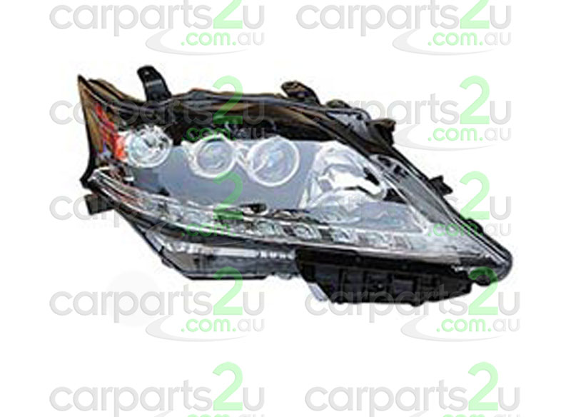 To suit LEXUS RX RX450H GYL15 HYBRID  HEAD LIGHT - New quality car parts & auto spares online Australia wide with the convenience of shopping from your own home. Carparts 2U Penrith Sydney