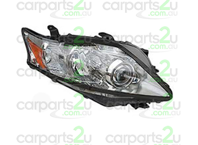 To suit LEXUS RX RX350  HEAD LIGHT - New quality car parts & auto spares online Australia wide with the convenience of shopping from your own home. Carparts 2U Penrith Sydney