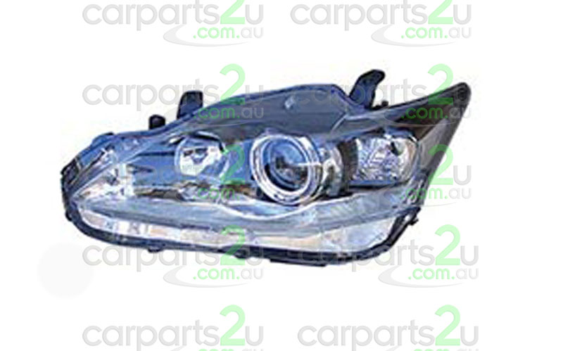 To suit LEXUS CT200H CT200H ZWA10  HEAD LIGHT - New quality car parts & auto spares online Australia wide with the convenience of shopping from your own home. Carparts 2U Penrith Sydney