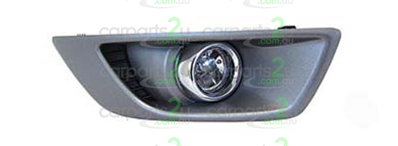 TO SUIT FORD MONDEO MONDEO MA/MB  FOG LIGHT  RIGHT - BRAND NEW RIGHT HAND SIDE FOG LIGHT TO SUIT FORD MONDEO5DR/WAGON/XR5 & TITANIUM W/BLACK SURROUND (05/2009-09/2010)  - New quality car parts & auto spares online Australia wide with the convenience of shopping from your own home. Carparts 2U Penrith Sydney