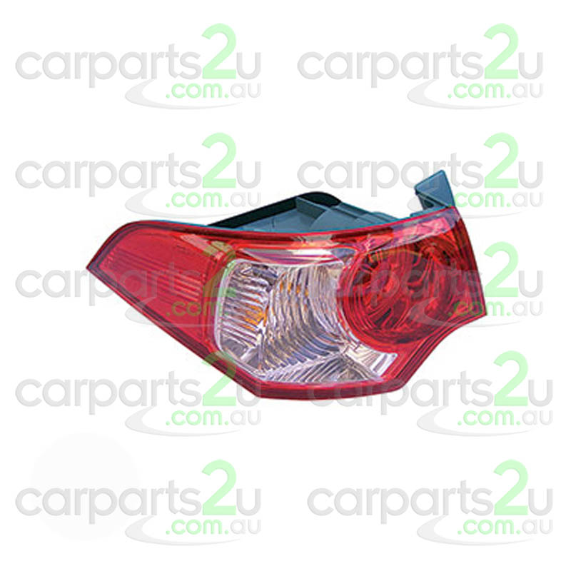 To suit HONDA ACCORD EURO CR  TAIL LIGHT - New quality car parts & auto spares online Australia wide with the convenience of shopping from your own home. Carparts 2U Penrith Sydney
