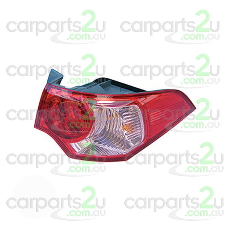 To suit HONDA ACCORD EURO CU  TAIL LIGHT - New quality car parts & auto spares online Australia wide with the convenience of shopping from your own home. Carparts 2U Penrith Sydney