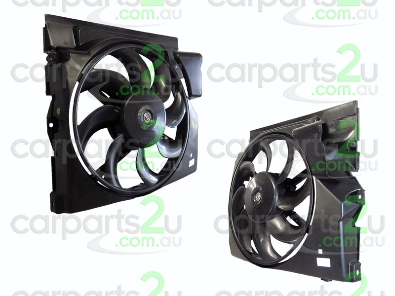 To suit BMW 3 SERIES  CONDENSER FAN ASSEMBLY - New quality car parts & auto spares online Australia wide with the convenience of shopping from your own home. Carparts 2U Penrith Sydney