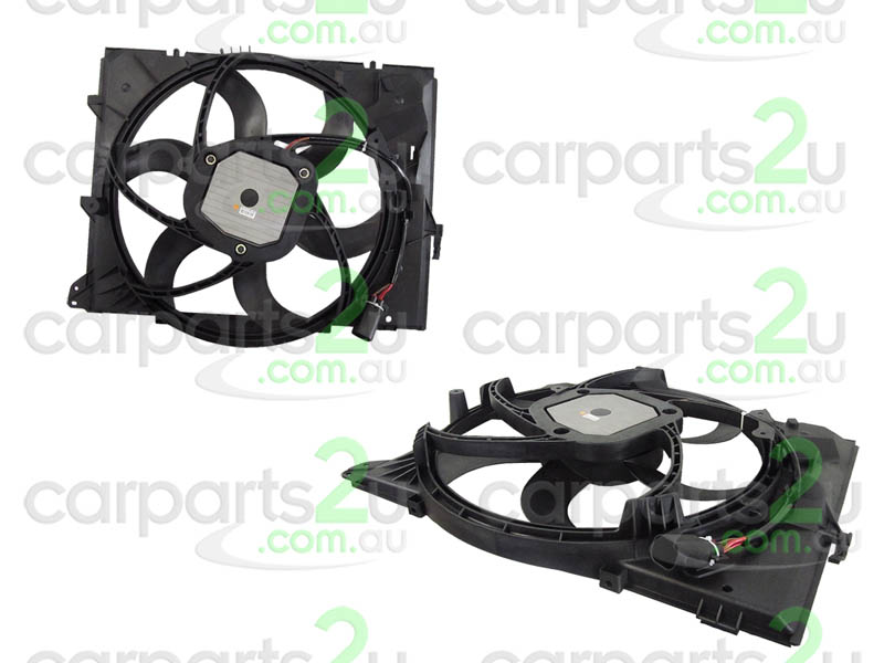 TO SUIT BMW 3 SERIES E90  RADIATOR FAN ASSEMBLY  NA - BRAND NEW RADIATOR/CONDENSER FAN ASSEMBLY TO SUIT BMW 3 SERIES E90-93 MODELS BETWEEN5/05-9/12  - New quality car parts & auto spares online Australia wide with the convenience of shopping from your own home. Carparts 2U Penrith Sydney