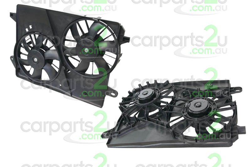 To suit CHRYSLER 300C X5 E53  RADIATOR FAN ASSEMBLY - New quality car parts & auto spares online Australia wide with the convenience of shopping from your own home. Carparts 2U Penrith Sydney