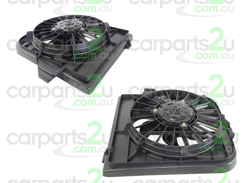 TO SUIT CHRYSLER VOYAGER VOYAGER WAGON  RADIATOR FAN ASSEMBLY  NA - BRAND NEW RADIATOR FAN ASSEMBLY TO SUIT CHRYSLERVOYAGER MODELS BETWEEN 5/01-10/04  - New quality car parts & auto spares online Australia wide with the convenience of shopping from your own home. Carparts 2U Penrith Sydney
