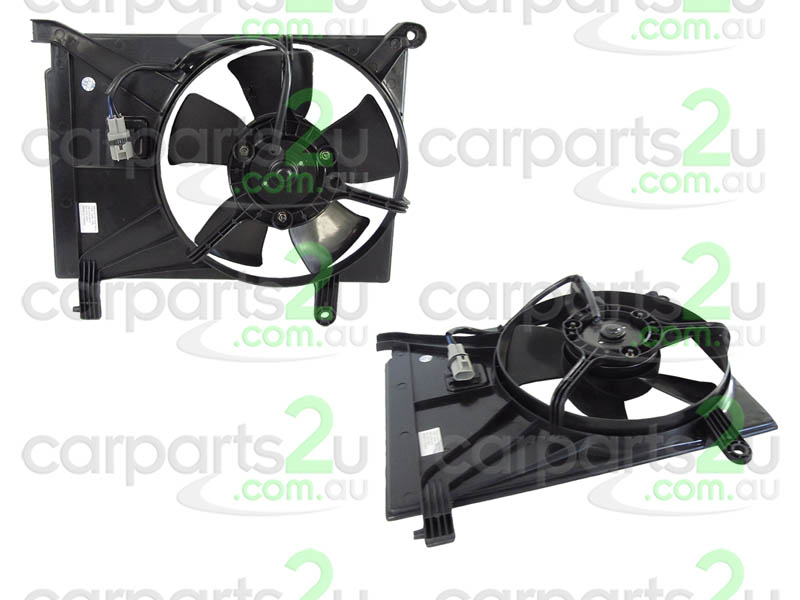 To suit DAEWOO LANOS X5 E53  CONDENSER FAN ASSEMBLY - New quality car parts & auto spares online Australia wide with the convenience of shopping from your own home. Carparts 2U Penrith Sydney