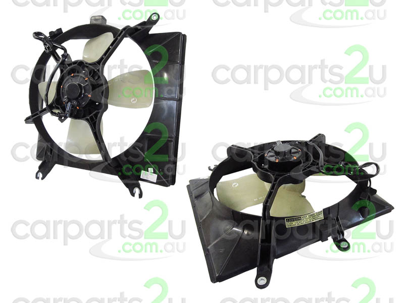 To suit FORD FESTIVA FOCUS LR  RADIATOR FAN ASSEMBLY - New quality car parts & auto spares online Australia wide with the convenience of shopping from your own home. Carparts 2U Penrith Sydney