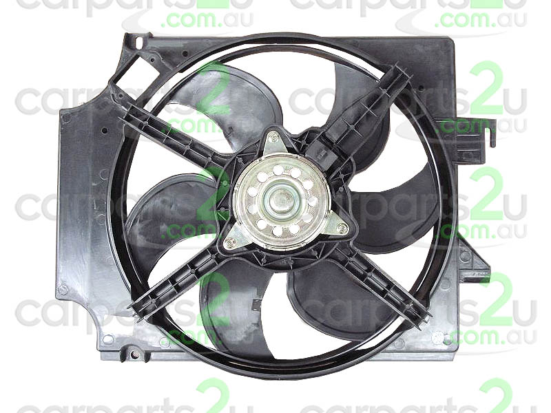 To suit FORD TRANSIT VAN FESTIVA WB/WD/WF  RADIATOR FAN ASSEMBLY - New quality car parts & auto spares online Australia wide with the convenience of shopping from your own home. Carparts 2U Penrith Sydney