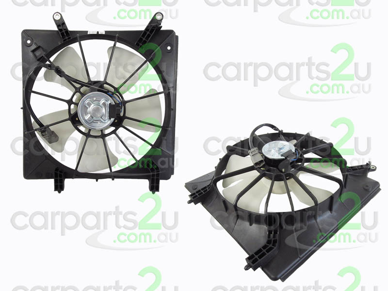To suit HONDA ACCORD TRANSIT VAN VH / VJ  RADIATOR FAN ASSEMBLY - New quality car parts & auto spares online Australia wide with the convenience of shopping from your own home. Carparts 2U Penrith Sydney