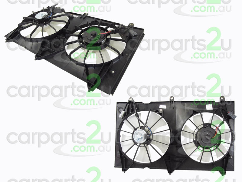 To suit HONDA ACCORD CG / CK  RADIATOR FAN ASSEMBLY - New quality car parts & auto spares online Australia wide with the convenience of shopping from your own home. Carparts 2U Penrith Sydney